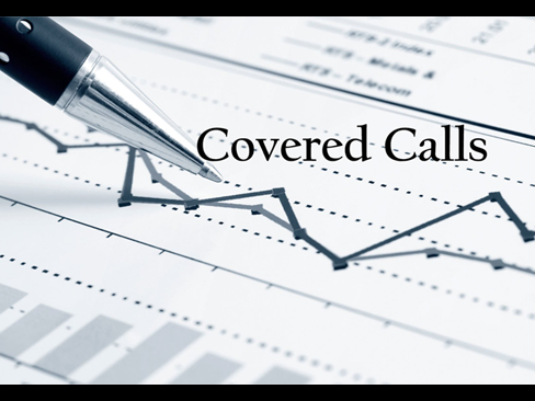 What is a covered call in options trading